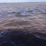 Meeting of Waters Foto