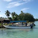 Foto de Aitutaki Adventures