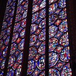 Stained glass windows are amazing