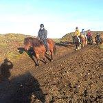 Foto de Islenski Hesturinn, The Icelandic Horse - Riding Tours