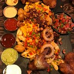 Nacho Plate appetizer
