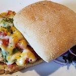 Tex Mex Chicken Sandwich