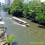 Khlong Saen Saep Boat Service Foto
