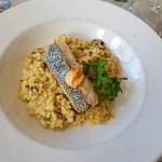 seafood ragout with fregola