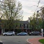 Concord's Colonial Inn. Amazing!