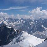 Aiguille du Midi - Le 3842 Foto