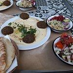 Talerz Hummus & Falafel