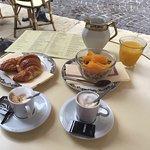 Fotografia de Le Café de l'horloge
