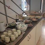 Regency Suites Hotel - Breakfast room
