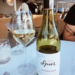 Spier Special Reserve Sauvignon Blanc (155) HIGHLY recommended with a light , buttery palette an