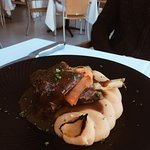 Lamb Shank (195 set menu 2 course)