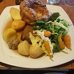 Nut roast- veggie sunday roast
