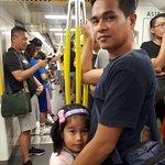 Hong Kong MTR Early Morning Ride