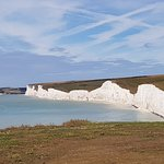 Photo of Birling Gap and the Seven Sisters