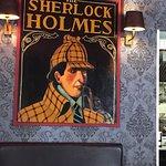 Photo de Sherlock Holmes