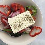 Greek salade