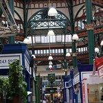 Leeds Kirkgate Marketの写真