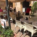 Bild från cafe des amis