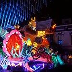 The beautiful Night Parade
