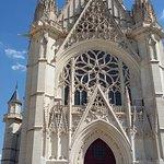 Façade de la Sainte Chapelle