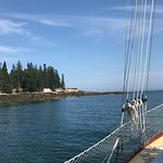 Out in Penobscot Bay