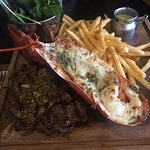Foto de Steak & Lobster Heathrow