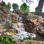 grotto fountain