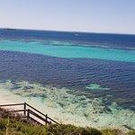 Rottnest Island Salt Lakes Foto