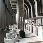 On the 27th floor - restaurant