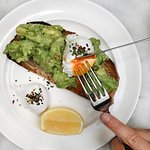 Classic Avo on Toast  to start your day