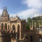 Castillo de Colomares Foto