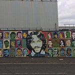 hunger strike wall