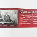 Documentation of historical meetings that took place in the 1970's.