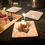 little birthday dessert treat!