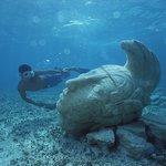 Underwater Mayan Village_Playa Mia
