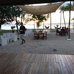Foto de Café de Playa Beach Resort & Dining