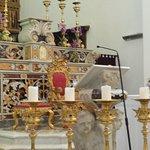 Detalle de altar mayor