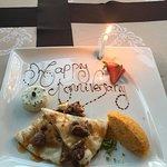 Foto de Windows Restaurant at Hotel d'Angleterre