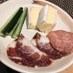 Cheese & Salami