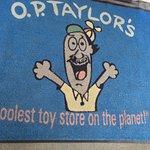 Billede af O.P. Taylor's