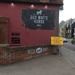 Photo of Old White Horse