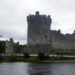 View from boat towards Ross Castle 2