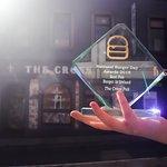 Best pub burger in Ireland award 2018