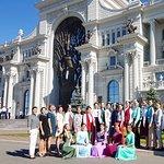 """Конкурс """"Татар кызы"""" - самые красивые, самые эрудированные, умные, изящные и любимые мои туристы"""