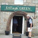 Watch the door going in - it's low!