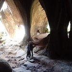 Denominada Ciudad de Itas, espectaculares formaciones rocosas naturales.