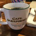 Cafe Sarafornia Foto