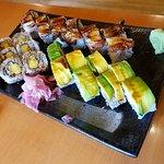 Avocado Sushi (Catepilar), Unagi Sushi