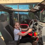 Kids love Jeep's!