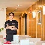Executive Chef Rodhel Ibay